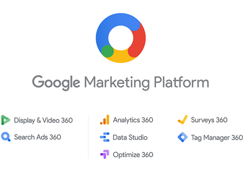 Google Marketing Platform Display and Video